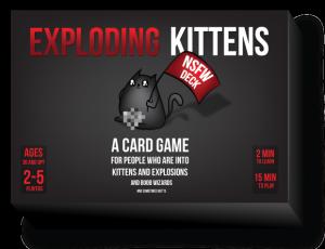 Exploding Kitens